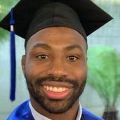 Fulgence Ouedraogo, rugbyman et diplômé d'une école de commerce