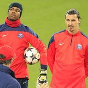 «Gardien de merde», «attaquant de merde» : Le jour où Maignan et Ibrahimovic se sont chauffés à l'entraînement
