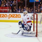 Hockey : Quand un spectateur devient joueur le temps d'un match de la prestigieuse NHL