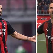 Zlatan Ibrahimovic et Gareth Bale s'attaquent au jeu vidéo FIFA