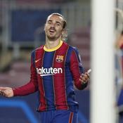 Insultes entre Piqué et Griezmann, symbole d'un Barça à cran