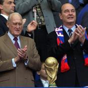Jacques Chirac héros en Bolivie ... pour sa défense du foot en altitude