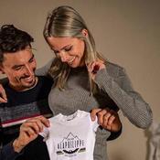Julian Alaphilippe et Marion Rousse attendent un bébé