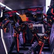 L'écurie Red Bull simule un arrêt au stand ... en apesanteur