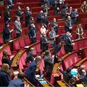 L'hommage de Blanquer et de l'Assemblée Nationale à Christophe Dominici