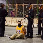 La célébration du titre des Lakers dégénère en émeutes