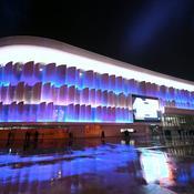 Pendant la vague de froid, Paris La Défense Arena accueille des sans-abri