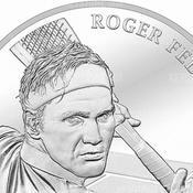 La Suisse introduit une pièce de monnaie à l'effigie de Federer
