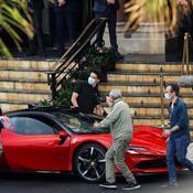 La vidéo de Charles Leclerc à fond la caisse dans les rues de Monaco