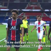 Le Dijonnais Ndong agacé par les Parisiens : «Vous êtes intouchables ? Vous êtes une équipe comme les autres !»