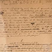 JO: Le manifeste de Coubertin aux enchères à New York
