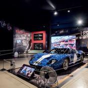 Le musée des 24 Heures du Mans fait son cinéma avec le film Le Mans 66