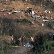 Un crash d'hélicoptère fatal à la légende Bryant