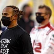 Lewis Hamilton revient sur son engagement antiraciste et reconnait des erreurs