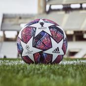 Ligue des champions : Le ballon des phases finales dévoilé