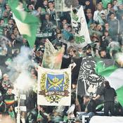 Ligue Europa : violents incidents entre supporters stéphanois et ukrainiens