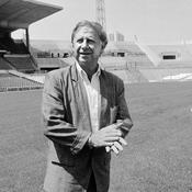 Michel Hidalgo inhumé avec un survêtement de l'Olympique de Marseille