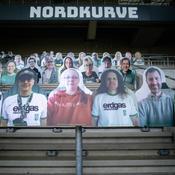 Bundesliga: 13.000 supporters ... fantômes pour un match de championnat