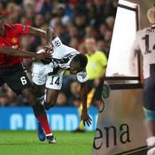Pogba s'entraîne avec… un maillot de la Juventus (pour soutenir Matuidi)