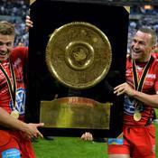 Rugby: Giteau et Mitchell lancent un rosé appelé... Pilou Pilou