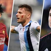 Serie A : pourquoi les joueurs avaient tous des marques rouges sur le visage