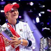 Tennis : à Shenzhen, Ashleigh Barty a touché le plus gros chèque de l'histoire du tennis