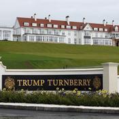 Trump fait pression pour que son golf accueille The Open