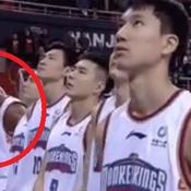 Un basketteur français puni en Chine pour irrespect au drapeau