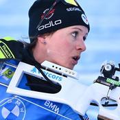 Mondiaux de biathlon : Anaïs Chevalier-Bouchet en bronze sur la poursuite