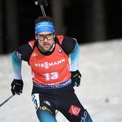 Biathlon : à défaut de Fourcade, Desthieux brille sur le sprint