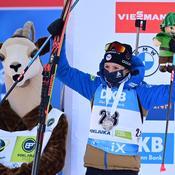 Mondiaux de biathlon : Anaïs Chevalier-Bouchet argentée lors du sprint