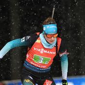 Biathlon : Pas de nouveau podium pour Justine Braisaz au Grand-Bornand