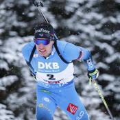 Biathlon : Quentin Fillon-Maillet reprend des couleurs