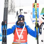 Biathlon : Simon débloque le compteur des Bleues