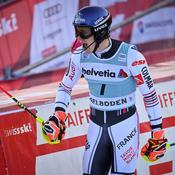 Déception pour Noël et Muffat-Jeandet dans le slalom d'Adelboden