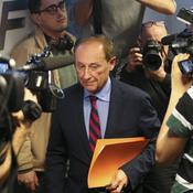 Didier Gailhaguet refuse de quitter son poste au comité olympique français