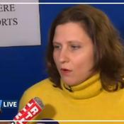 La démission de Didier Gailhaguet, «une première étape» pour la ministre des Sports