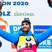 Encore au sommet du monde, Martin Fourcade égale Bjoerndalen