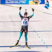 Mondiaux de biathlon : Les Bleus terminent sur de l'argent et du bronze