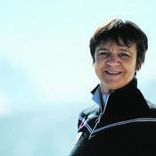 Mondiaux de ski 2023 à Courchevel-Méribel: Perrine Pelen, le trait d'union de légende