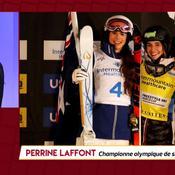 Perrine Laffont en visite au Figaro : «Je ne suis pas une machine»