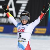 Ski : en feu, Lara Gut-Behrami gagne encore à Val di Fassa