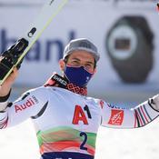 Ski : encore vainqueur, Faivre ne touche plus terre