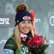 Ski : Mikaela Shiffrin finit l'année en beauté