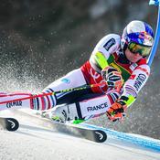Ski : Pinturault, 4e à Kranjska Gora, voit revenir Odermatt sur ses talons