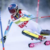 Slalom : Shiffrin prend une revanche éclatante
