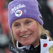 Tessa Worley au Figaro : «Une bonne saison pour se reconstruire»