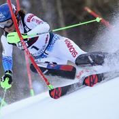 Ski : Vlhova domine Shiffrin à Zagreb, très loin devant la concurrence