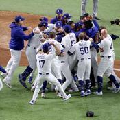 Baseball: 32 ans après, les Dodgers remportent enfin les World Series
