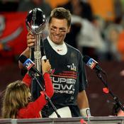 Brady après son 7e sacre : «tous les titres sont spéciaux»